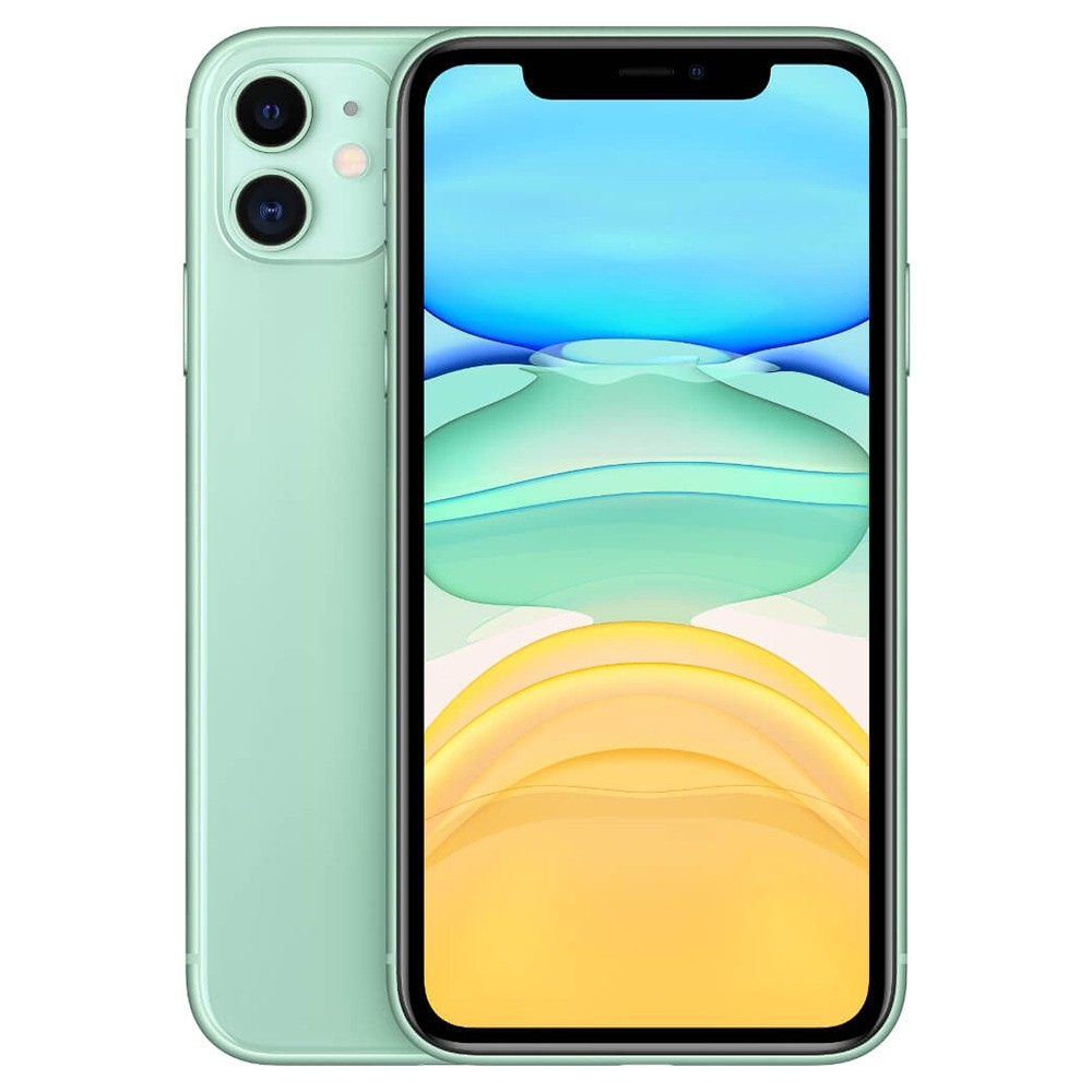 Apple iPhone 11 64GB (Green) Dual