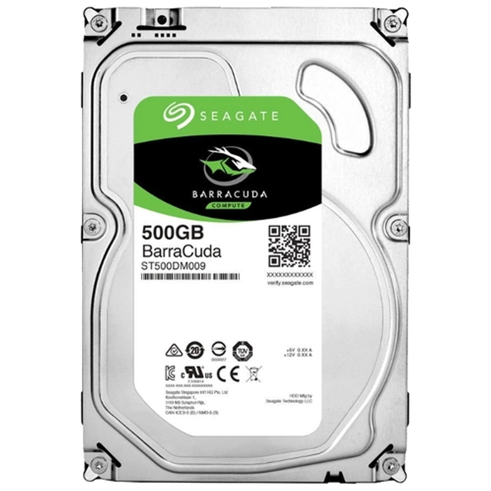 Seagate BarraCuda 500GB 7200rpm Pullout | GE