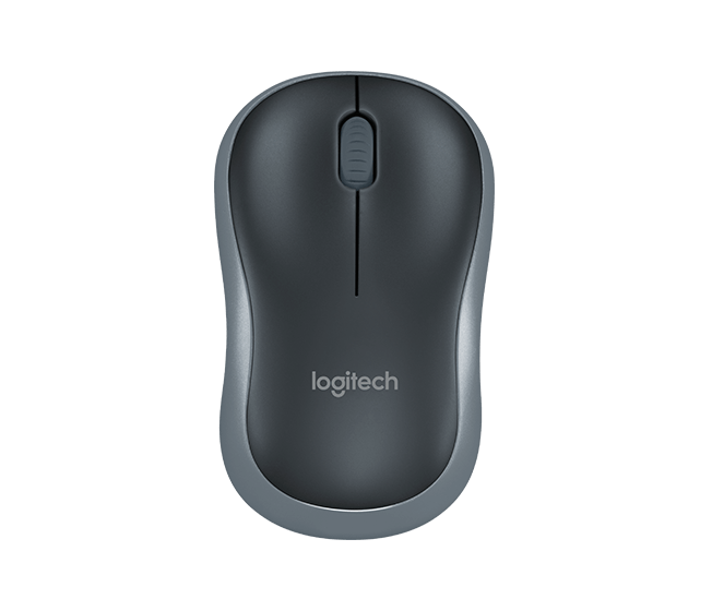 Wireless Mouse M185 (SwiftGray) l AS
