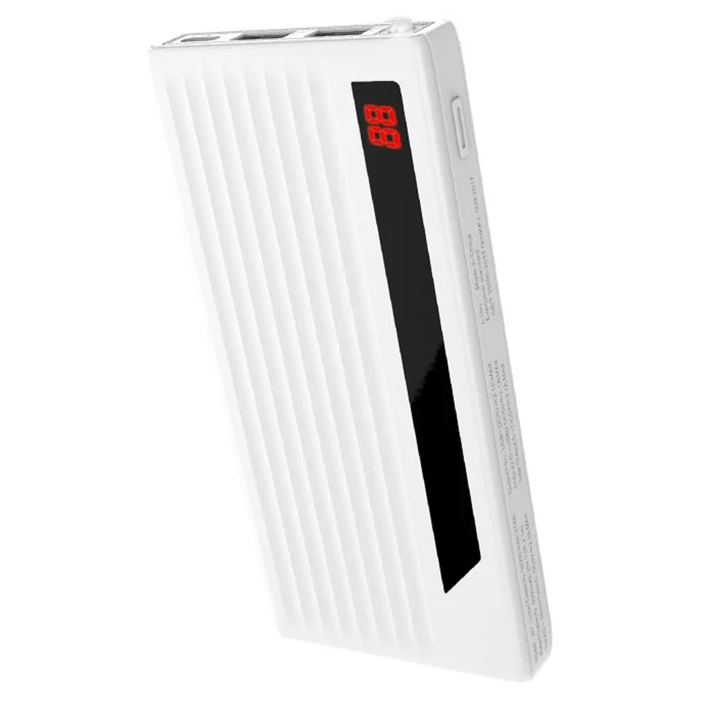 Power Bank Hoco J27 10000 mAh White | BAS