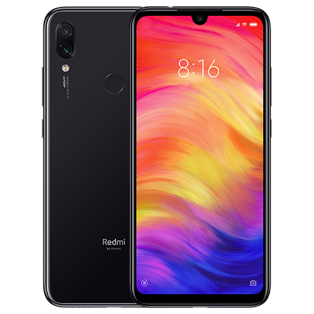 Redmi Note 7 Pro 6/128 Black (Asia Version)