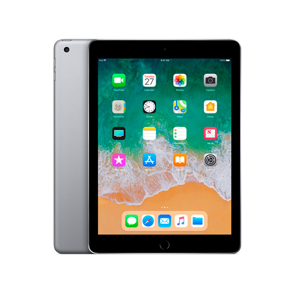 Ipad New 2018 Wi-Fi 128Gb Grey