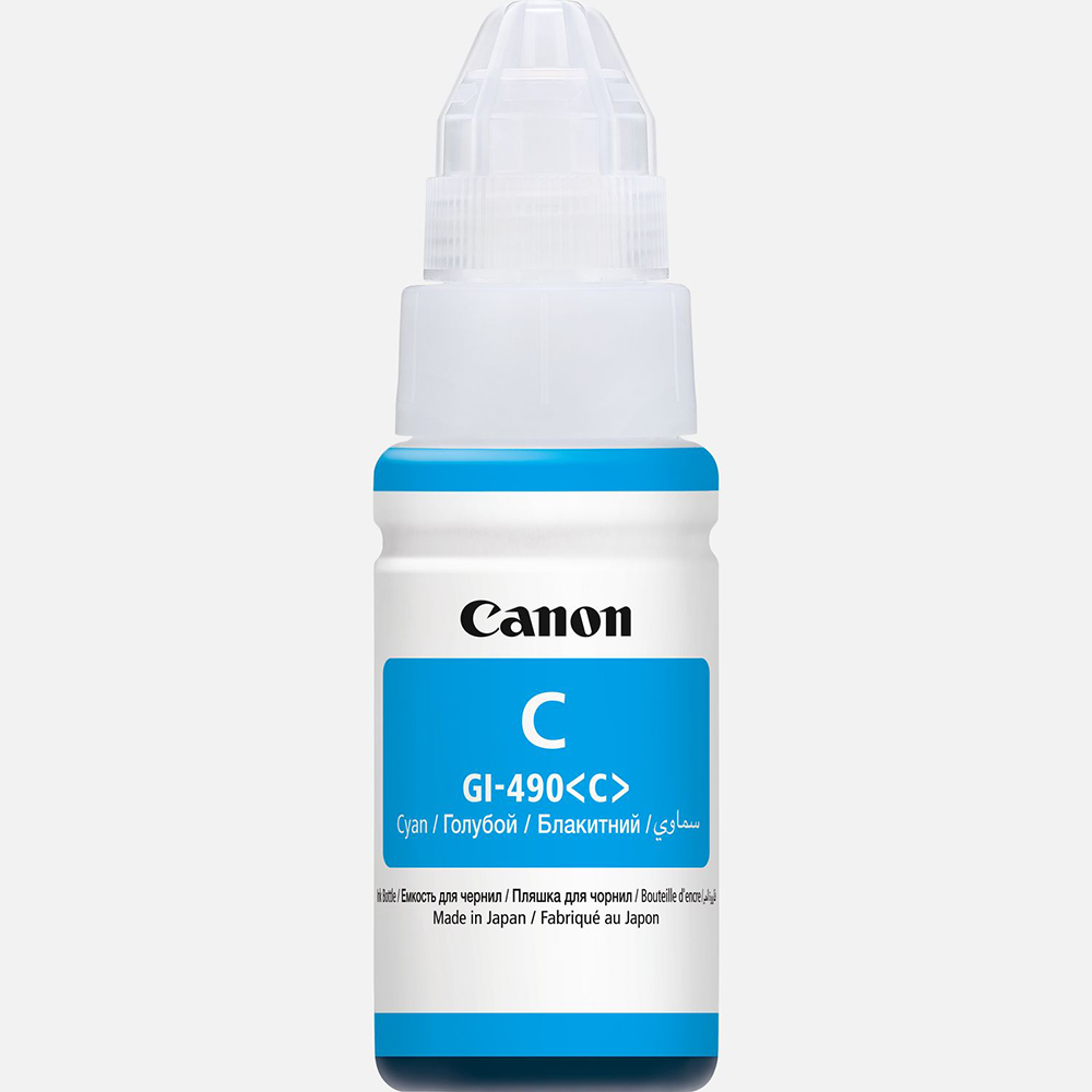 Чернила Canon Ink 490 (Cyan) | MY