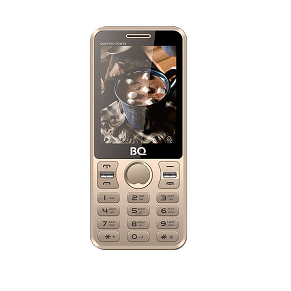 BQ 2812 Quattro Power (Gold)