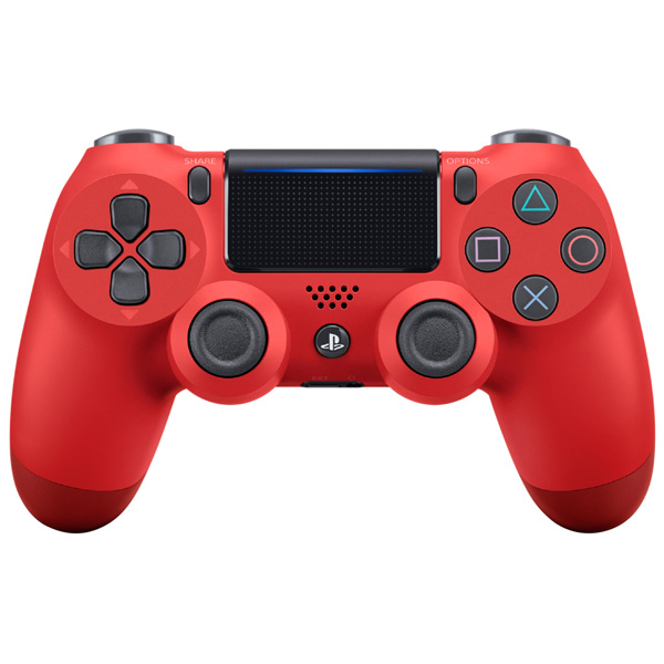 Джостик PlayStation4 DualShock 4 v2 RED